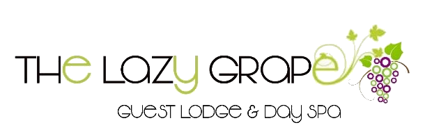 The lazy Grape Logo