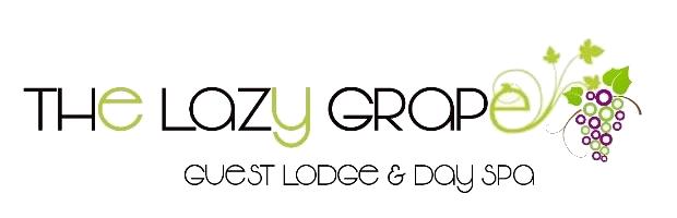 The lazy Grape Logo
